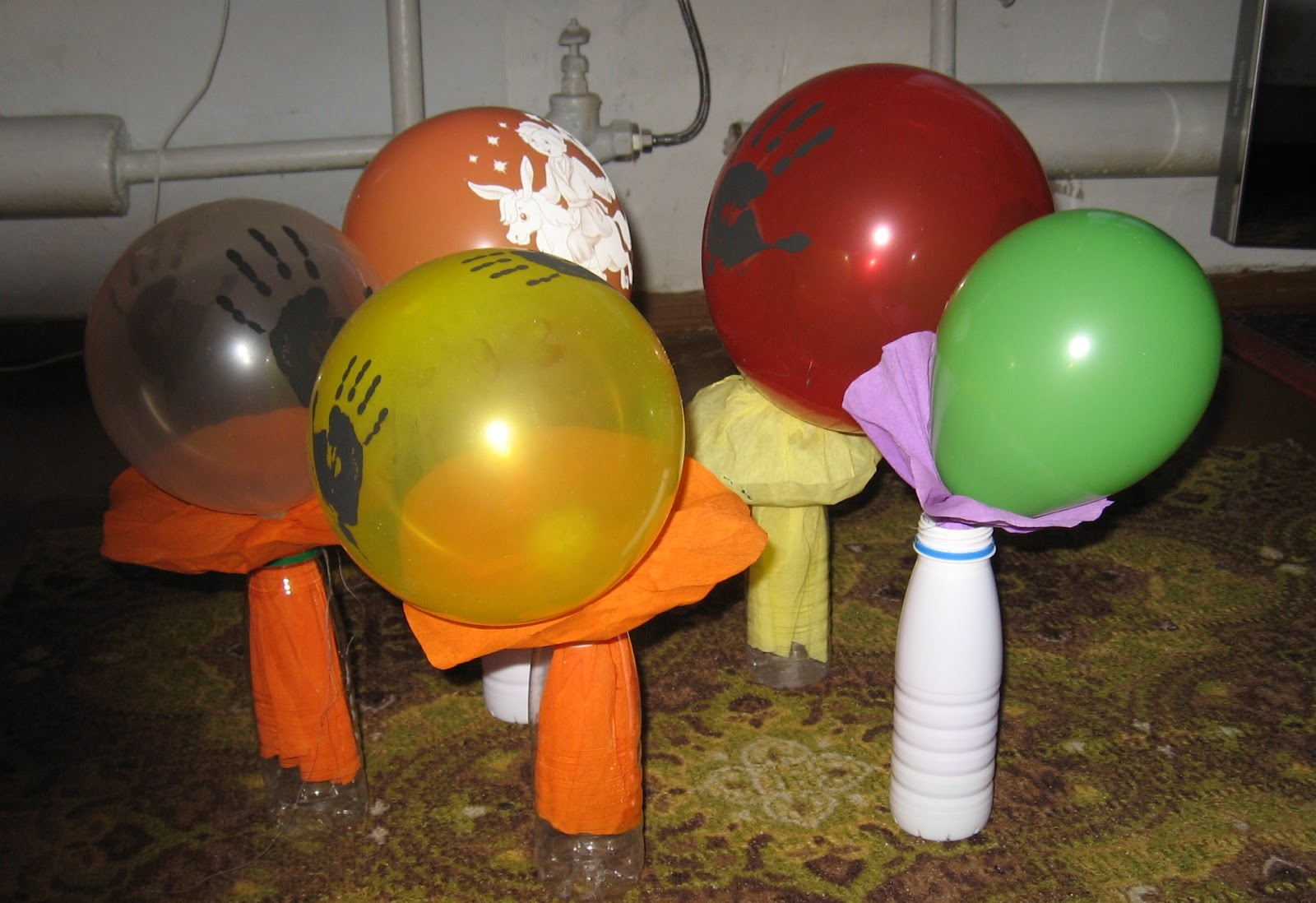Воздушный шар 50