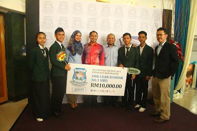 Pemenang Liga Remaja Kreatif 2013