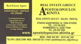 APOSTOLOPOULOS AKINITA !!!