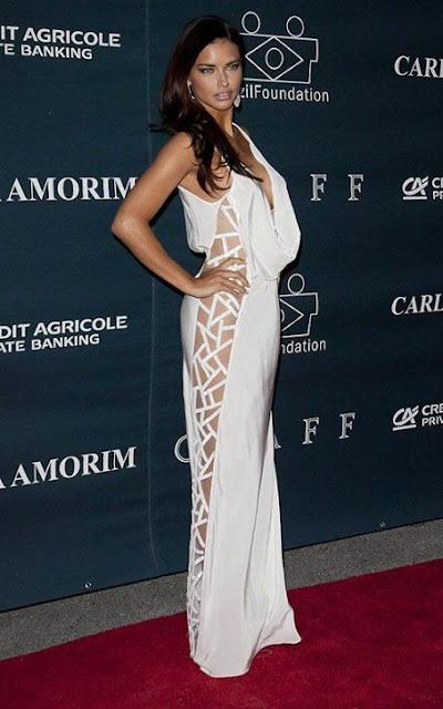 Adriana Limanın Gece Elbiseleri
