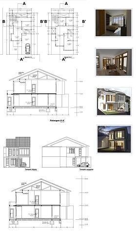 Gambar 3d 2d Desain Bangunan Sistem Online Dengan Harga Paket Murah