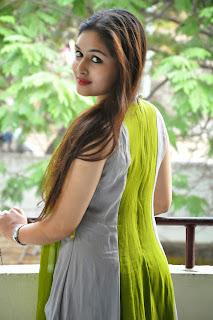 Actress Prayaga Martin Latest Picture Gallery at Pisachi Movie Success Meet  007