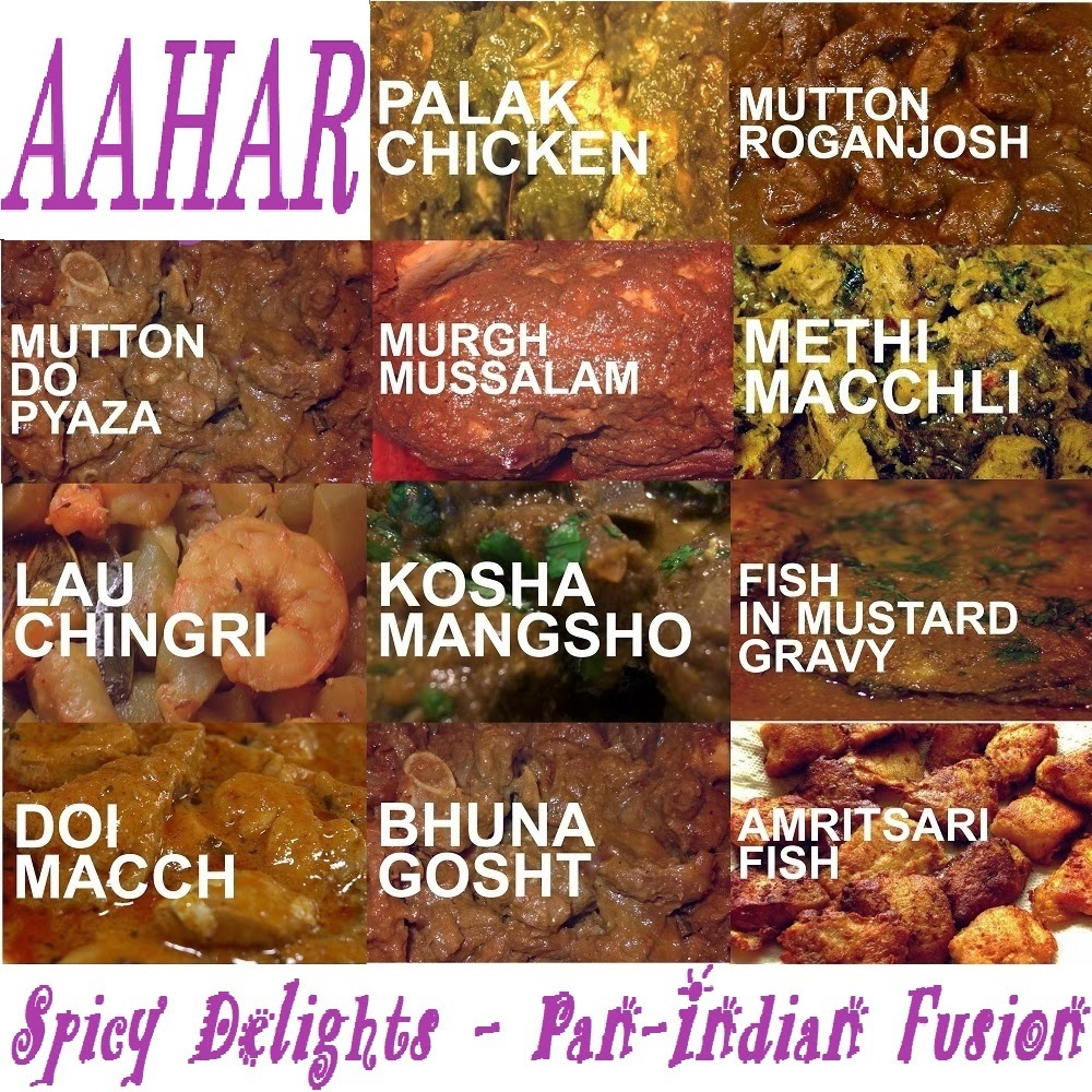 SPICY DELIGHTS - Pan-Indian Fusion