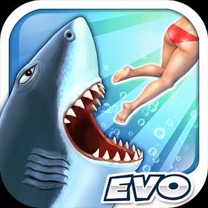 Hungry Shark Evolution v2.2.6 Trucos (Dinero y Diamantes Infinitos)