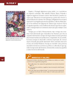 La globalización económica del siglo XVI y la nueva idea del mundo y la vida - Historia 6to Bloque 5 2014-2015