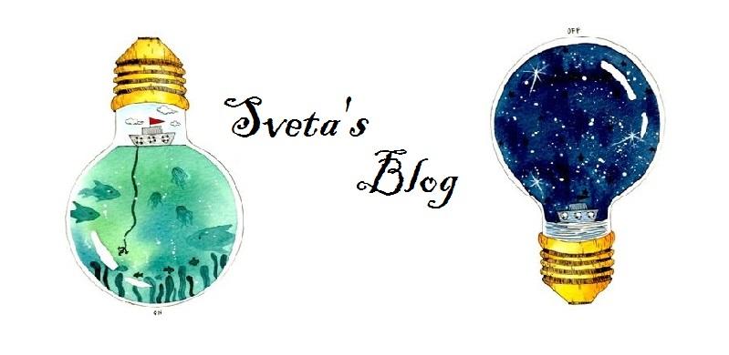 Sveta's Blog
