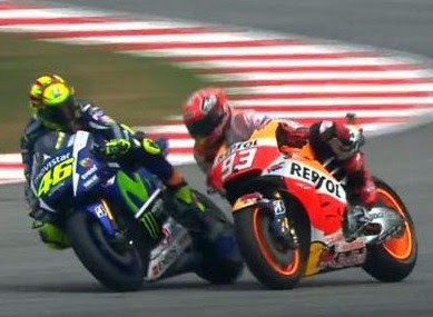 Pedrosa Menangi GP Malaysia, Rossi Tentang Keluar Marquez?