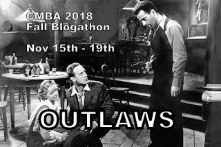 CMBA 2018 Fall Blogathon: Outlaws