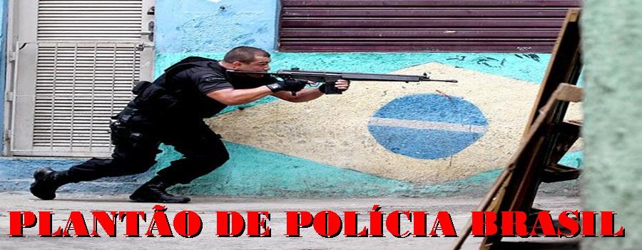 PLANTÃO DE POLÍCIA BRASIL