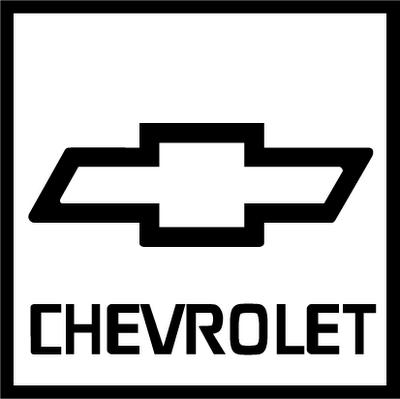 car logo black and white. chevrolet logo at car black and white b