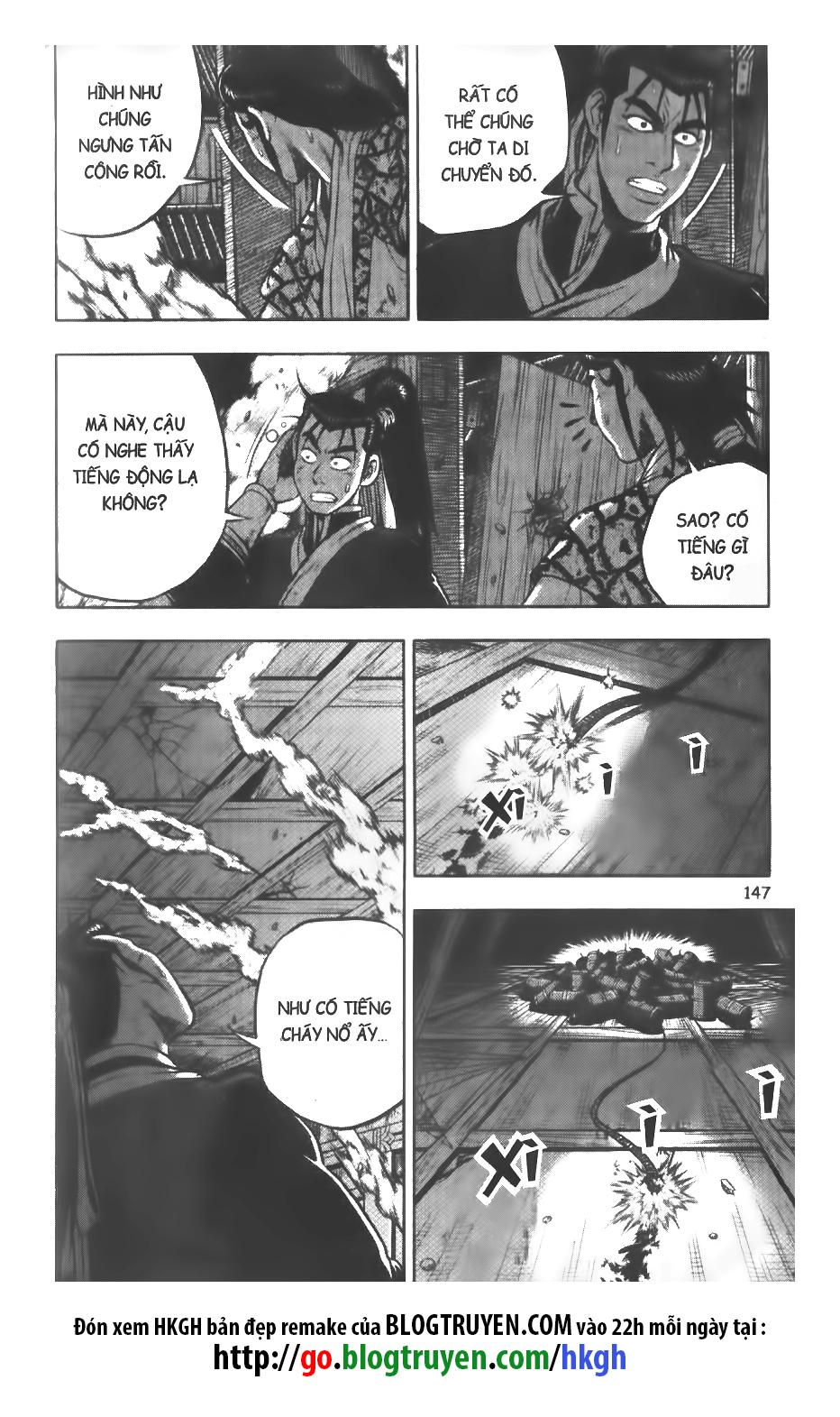 Hiệp Khách Giang Hồ - Hiệp Khách Giang Hồ Chap 338 - Pic 14