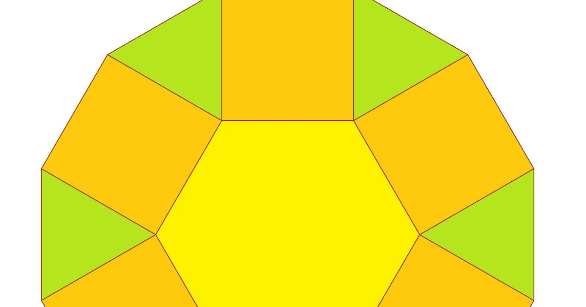 inside the dodecagon
