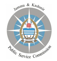 Jammu and Kashmir, Public Service Commission, JKPSC, PSC, Graduation, jkpsc logo