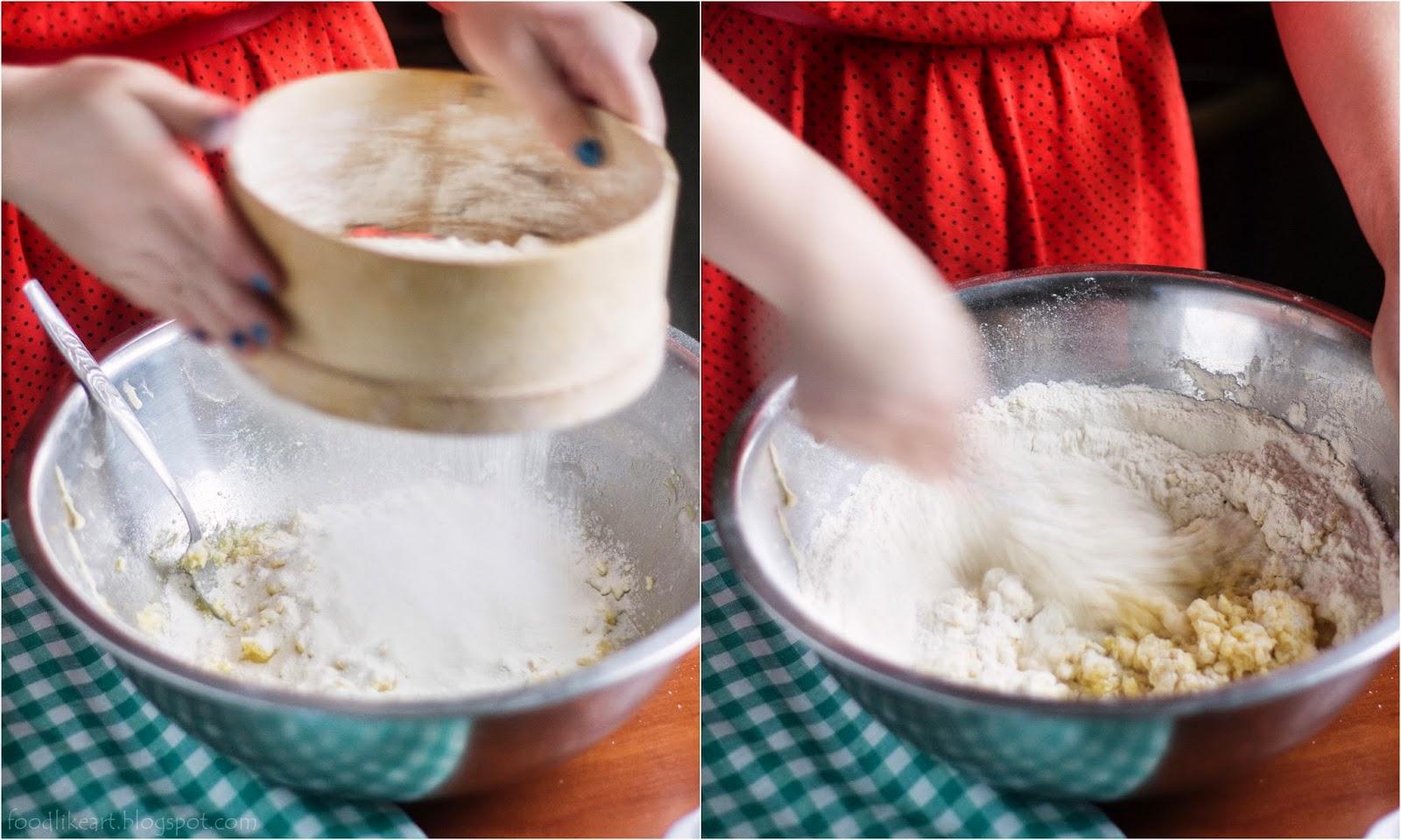 Как сделать песочное тесто рецепт