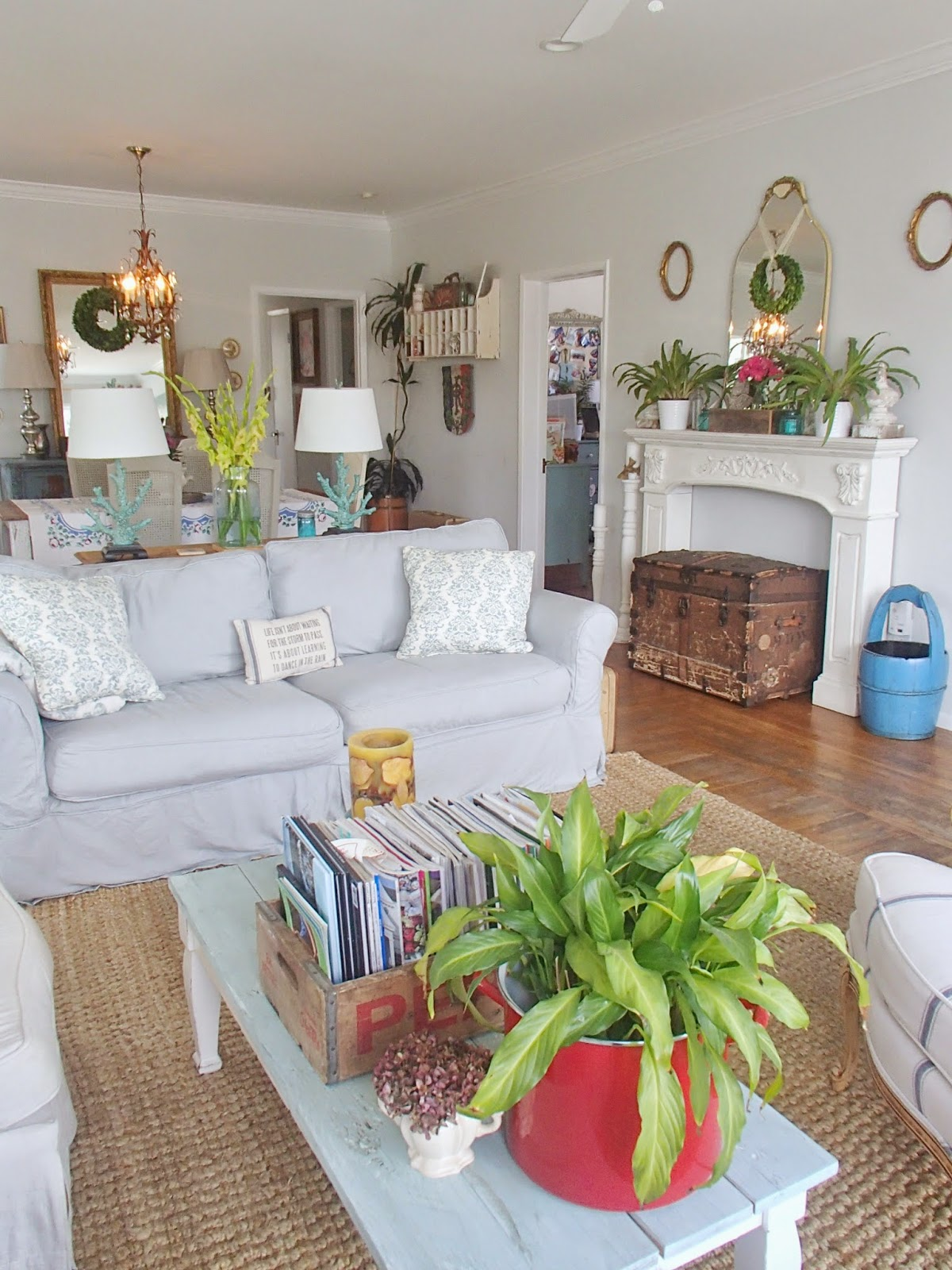 From My Front Porch To Yours-How I Found My Style Sundays-D.D.'s Cottage and Design