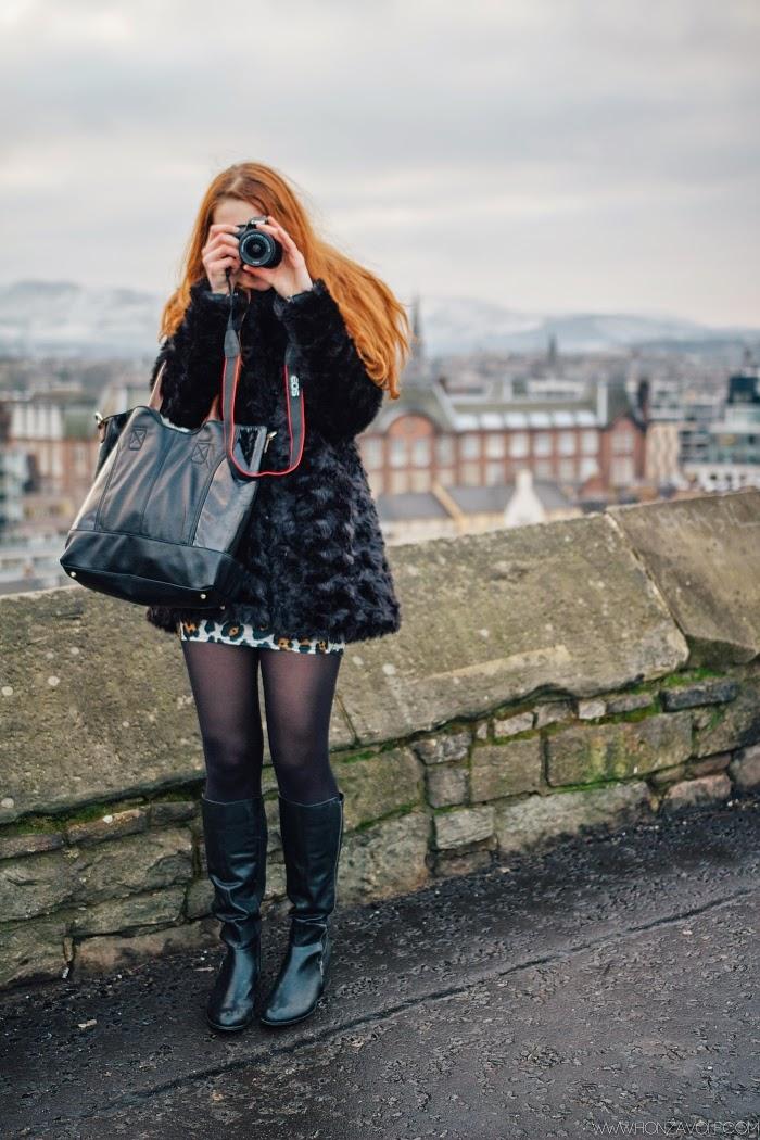 aberdeen blogger, módní blogerka, edinburgh, travelling