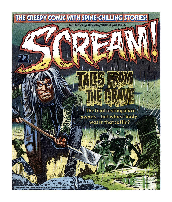 Scream (comics) - Wikipedia