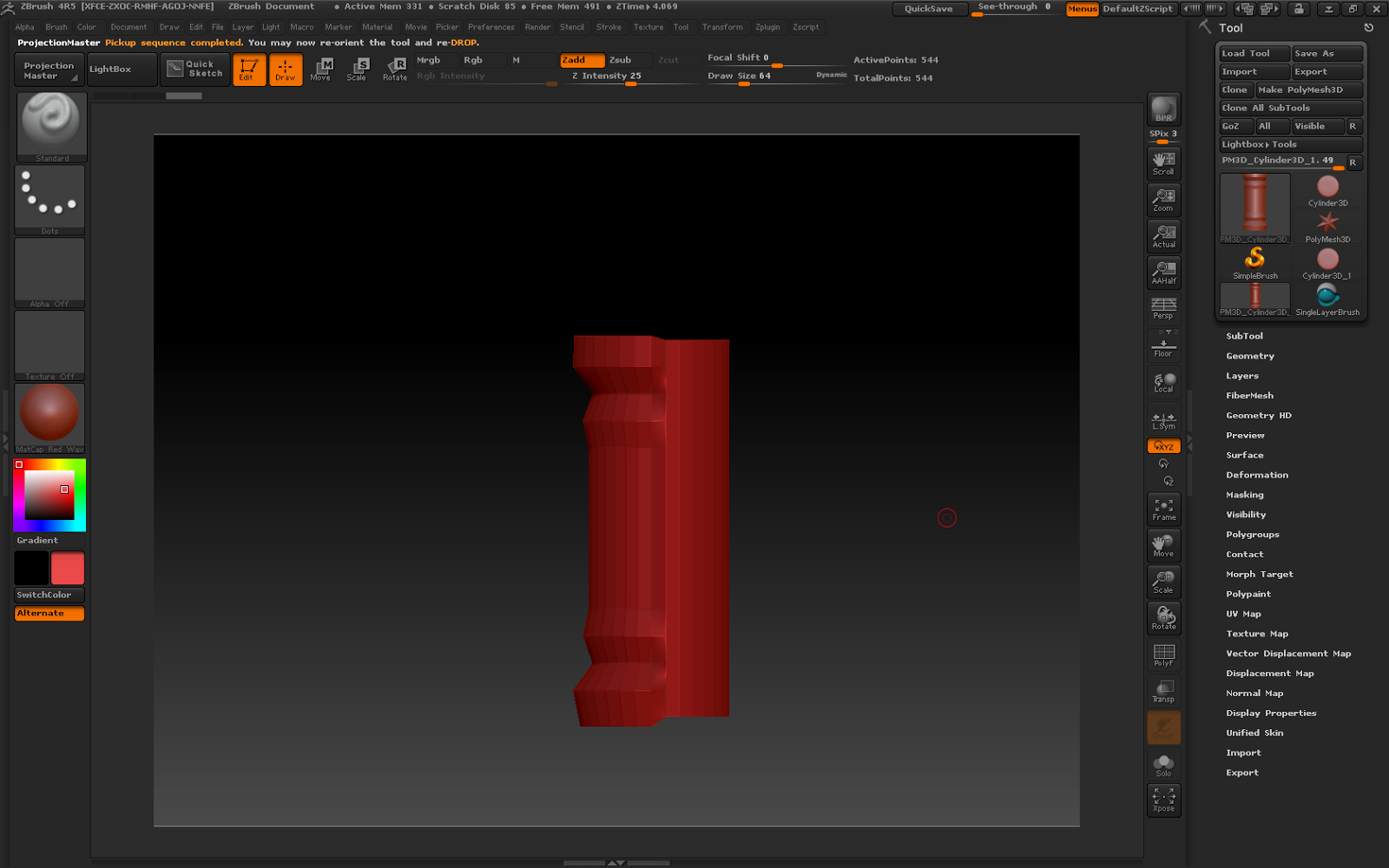 zbrush 4r5 crack patch