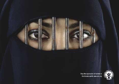 STOP A LA OPRESIÓN DE LAS   MUJERES EN EL MUNDO ISLÁMICO Mundo