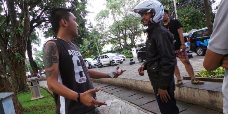 Tipe Tukang Parkir Di Indonesia