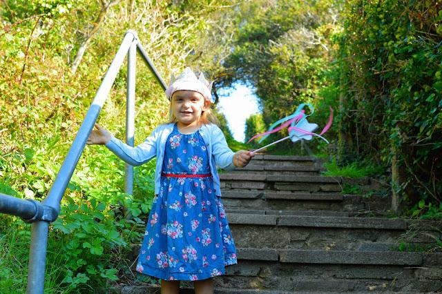 Fairy Princess in Woods