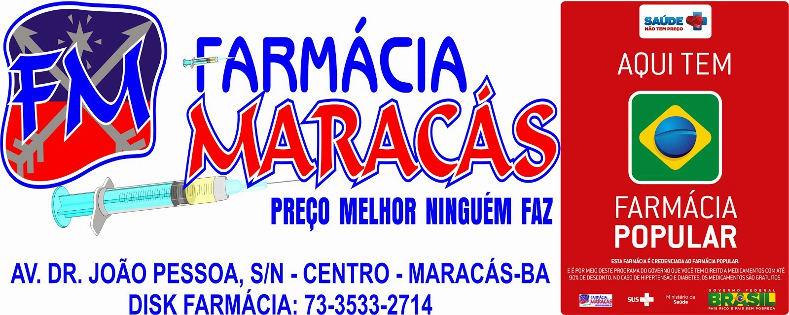 Farmácia Maracás