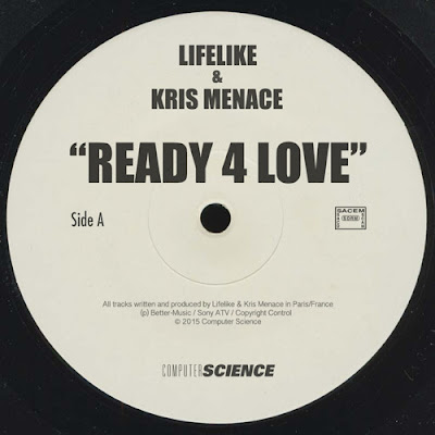 LIFELIKE & KRIS MENACE - Ready 4 Love