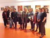 """Exposición """"Entorno a la Maternidad""""  mayo 2012"""