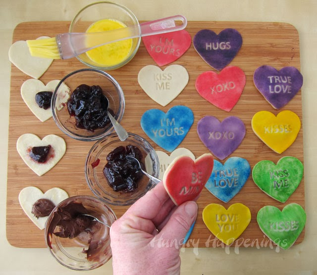 Valentine's Day dessert recipe