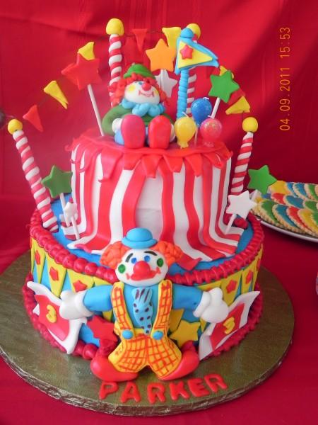 Veamos Algunas Ideas De Decoraci  N De Fiestas Infantiles De Circo