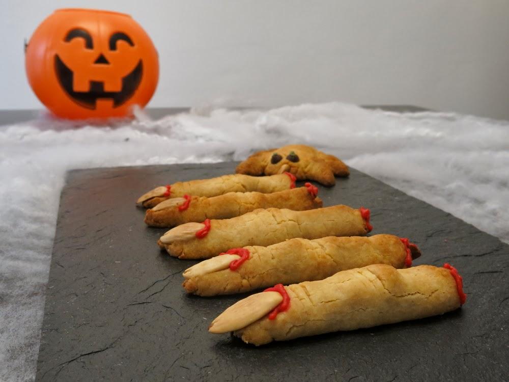 Dulce, Sano y Natural: Galletas especial Halloween (sin huevos ni ...