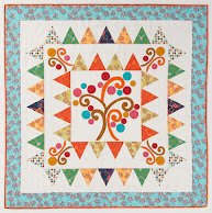 Free pattern! Enchanted Forest