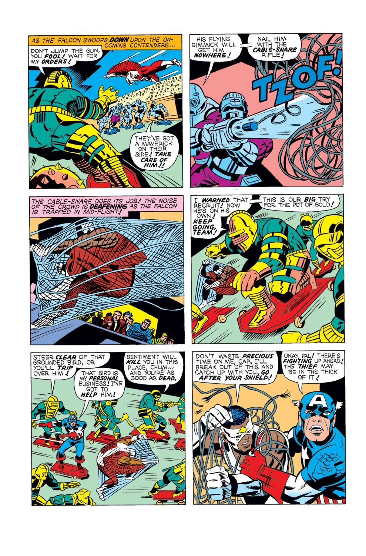 Captain America (1968) Issue #196 #110 - English 12