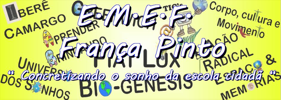 E.M.E.F. FRANÇA PINTO