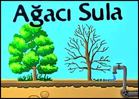 Ağacı Sula Oyunu