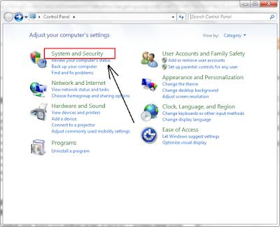 Cara Matikan (Non-Aktifkan) Windows Update di Windows 7