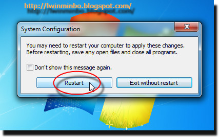 how to make win 7 startup faster