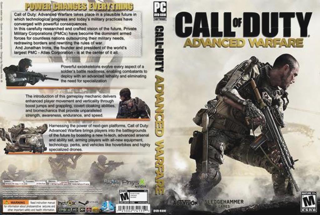 cod advanced warfare pc