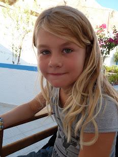 Min smukke datter Natascha