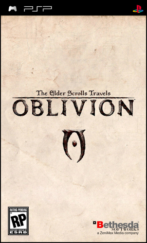 [PSP] The Elder Scrolls Travels Oblivion USA Beta  download