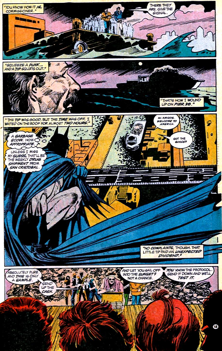 Detective Comics (1937) Issue #598 Page 14