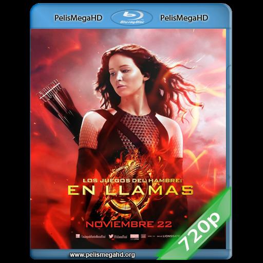 LOS JUEGOS DEL HAMBRE: EN LLAMAS (2013) 720P HD MKV ESPAÑOL LATINO [REPARADA]