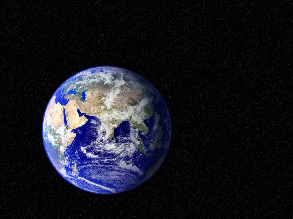 الأرض من الفضاء الخارجي HD