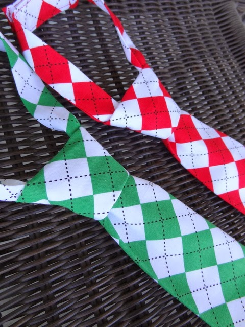 Order Your Christmas Bow Ties & Neckties NOW