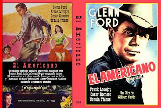 Carátula: El americano 1955
