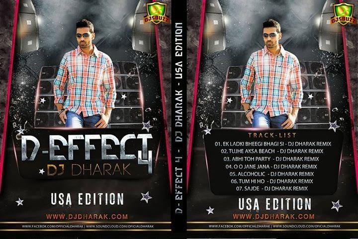 D-EFFECT 4 – DJ DHARAK (USA EDITION)