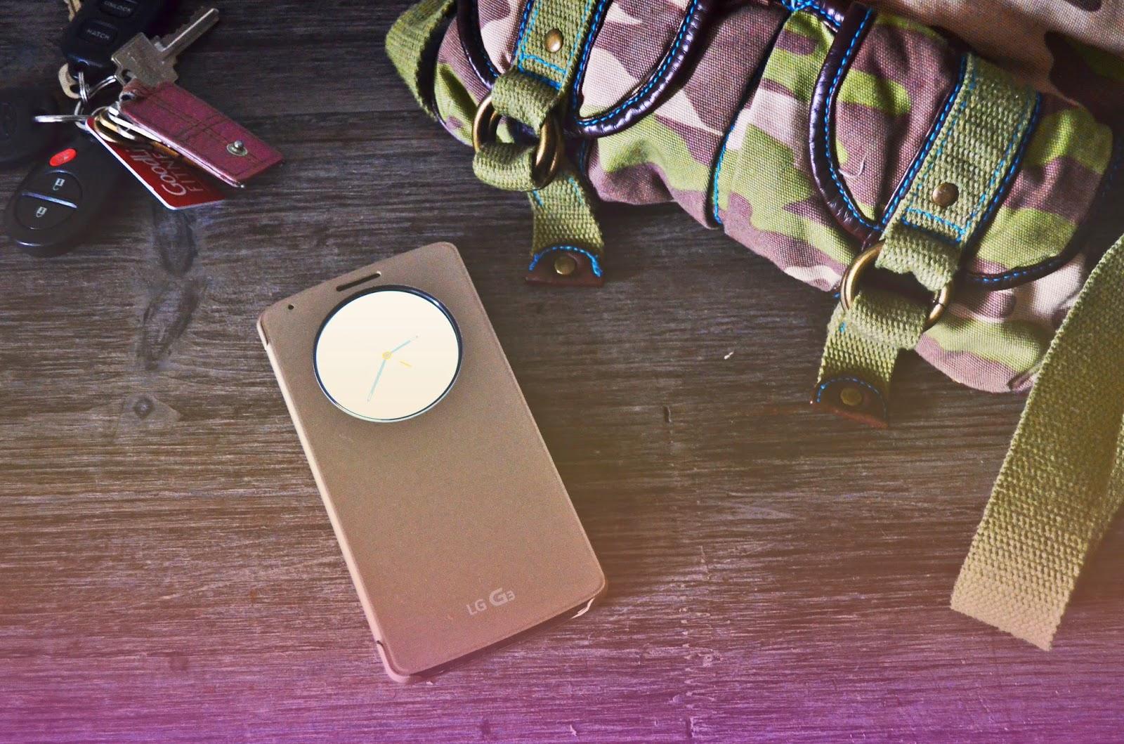 LG G3 cellphone