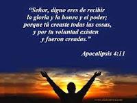 LA GLORIA Y EL PODER ES DE DIOS