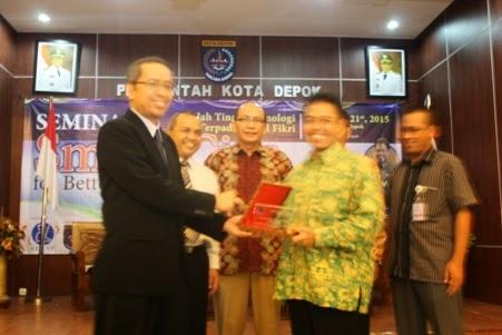 Walikota Minta STT Terpadu Nurul Fikri Berkontribusi Dalam Bidang IT