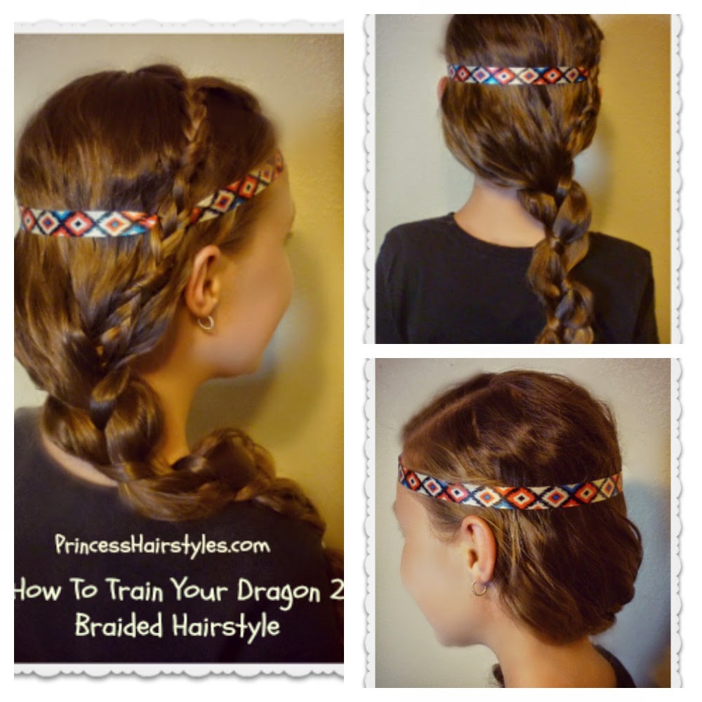 How To Train Your Dragon 2, Hairstyle Video